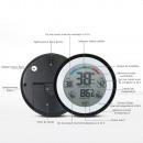 groothandel Verwarming & Sanitair: Thermometer met digitale lcd hygrometer, touch ...