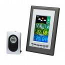 wholesale Weather Stations: Wireless weather station, external sensor, color l