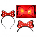 wholesale Scarves, Hats & Gloves: Cordeluta minnie with led, 3d effect, 3 modes illu