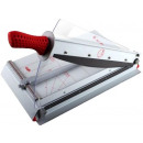 Manual semi-manual a4 guillotina de mano.