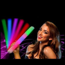 wholesale Car accessories: Spoon stick with led for parties, 47 cm colorful d
