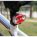 Großhandel Fahrräder & Zubehör: Stoppen Sie Bicicleta 9 LED-Uri Rosii, 7 ...