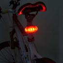 Großhandel Fahrräder & Zubehör: Stop spate bicicleta, 5 led-uri, ...