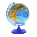 Großhandel Kindermöbel: Glob pamantesc 25 cm, harta fizica, Bogenmeridian