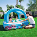 wholesale Garden playground equipment: Inflatable swimming pool for children, detachable