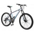 Mountainbike, Aluminiumrahmen, 26-Zoll-Räder, 21