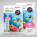 wholesale Printers & Accessories: Thermal transfer paper a4 for white shirts