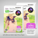 wholesale Printers & Accessories: Self-adhesive photo paper 120 / 80g a3 50 sheets /