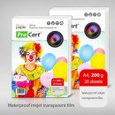 wholesale Printers & Accessories: Transparent photo film format a4 waterproof