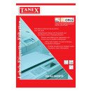 groothandel Computer & telecommunicatie: Top 100 stuks witte zelfklevende etiketten tanex s