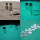 mayorista Jardin y Bricolage: Paquete decorativo de arena agua fosforescente 500