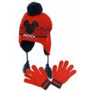 hurtownia Produkty licencyjne: Zestaw zimowy dla chłopca rękawiczki i czapka z na