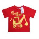 hurtownia Fashion & Moda: Koszulka dla chłopca Minoti Boys.