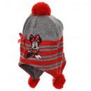 hurtownia Produkty licencyjne: Czapka dla dziewczynki Minnie Mouse.