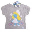 hurtownia Fashion & Moda: Koszulka dla dziewczynek Smerfetka.