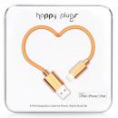 mayorista Informatica y Telecomunicaciones: Happy Plugs Electronics 9912 cable de carga USB ...