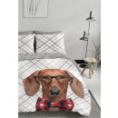 wholesale Consumer Electronics: dc dog with bowtie, 135X200 GER