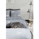 wholesale Home & Living: DC Peeking cat, 240X200 / 220