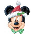 Balon foliowy Mickey Christmas