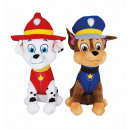 Paw Patrol - plush figures 2- times assorted , 60c