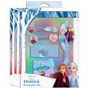 wholesale Accessories: Frozen 2 - hair accessories set 8 pcs.