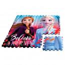wholesale Toys: Frozen 2 - Play mat puzzle 9 pieces.