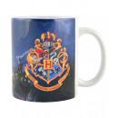 Großhandel Lizenzartikel: Harry Potter Hogwarts - Tasse