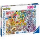wholesale Puzzle: Ravensburger 15166 Puzzle Pokemon 1000 pieces
