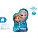 Disney Frozen / Frozen - shaped bath towel