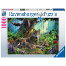 wholesale Puzzle: Ravensburger 15987 - Puzzle, wolves in the forest