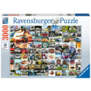wholesale Puzzle: Ravensburger 16018 - Puzzle, 99 VW Bulli moments