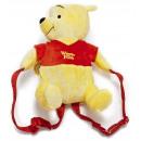 wholesale Bags: Disney Winnie the Pooh - plush backpack