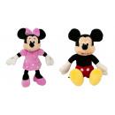 Disney Mickey Mouse Plüsch 2-fach sortiert, 20/30
