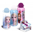 Großhandel Fahrräder & Zubehör: Disney Frozen 2 - Aluminum Trinkflasche