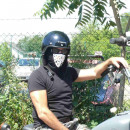 Biker Mask - Hockey