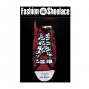 Großhandel Schuhzubehör:Punk Skull Schnürsenkel