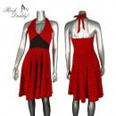 Rockabilly Kleid mit Punkten