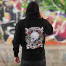 Großhandel Pullover & Sweatshirts: Billy Eight Kapuzenjacke Unisex Inky Fool ...