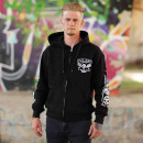 Großhandel Pullover & Sweatshirts: Billy Eight Kapuzenjacke Unisex Garage Logo
