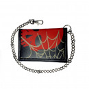 Purses with chain in unusual colors and M
