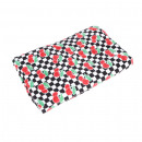 wholesale Bath & Towelling: Chessboard cherries towel