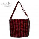 wholesale Handbags: Messenger bag with skulls