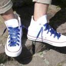 Großhandel Schuhzubehör:Karierte Schnürsenkel