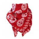 Großhandel Tücher & Schals:Bedrucktes Baumwolltuch