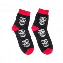 Großhandel Strümpfe & Socken:Rock Skull Socken