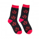 Großhandel Strümpfe & Socken:Anarchy Socken
