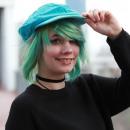 Großhandel Kopfbedeckung:Cord Flat Cap