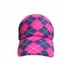wholesale Licensed Products:Girly Argyle Trucker Cap