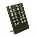 Großhandel Röcke: Rockabilly Ringförmige Ohrringe mit Go To ...