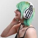 Großhandel Kopfbedeckung:Ohrwärmer Skelett